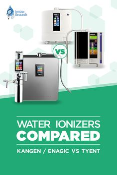 and are arguably the biggest and most well-known brands in the industry. Read this article to see what exactly sets these two apart. Water Ionizer, Drinking Water, Blog