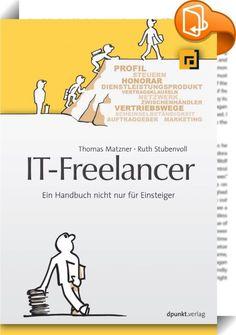 IT-Freelancer    ::  IT-Freelancer müssen nicht nur die IT beherrschen, sie haben alle Aufgaben und Chancen eines Unternehmers. Das Buch befasst sich mit den für den Markt der selbständigen IT-Dienstleistung spezifischen Grundfragen: Was ist mein Produkt, wie finde ich Kunden, wie erbringe ich meine Leistung, wie sichere ich mich ab, welche gesetzlichen Forderungen sind zu erfüllen? Der Leser wird in die Lage versetzt, zu erkennen, ob und wann der Schritt in die Selbständigkeit Erfolg ...
