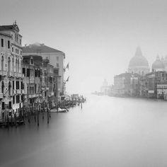 Canal Grande, Study I, Venezia ► © Arnaud Bathiard •