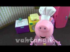 Peppa Pig in italiano. Peppa e Giorgio visitano Nonna.   Altri video: https://www.youtube.com/user/vahtangik/videos