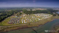 Vantastival from the air | The Vantastival music festival at… | Flickr