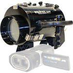 underwater housing for jvc 3D videocam