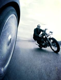 CAFE RACER CULTURE: Illegal