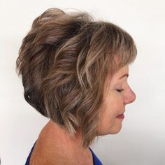 27 Best Stacked Bob Haircuts You'll See This Year Modern Bob Hairstyles, Bob Hairstyles For Fine Hair, Lob Hairstyle, Trending Hairstyles, Ombre Bob Hair, Best Ombre Hair, Blonde Bob Haircut, Bob Haircut With Bangs, Pixie Haircut