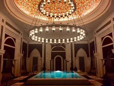 The ultimate spa sensory journey at Talise Ottoman Spa / Turkish Bath Hammam / Talise Ottoman Spa is so the right spot for a royal spa sensory journey! Turkish Bath, Spa, Journey, Steam Room, The Journey