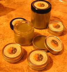 EarthHeart: Making Plantain Oil - and salve