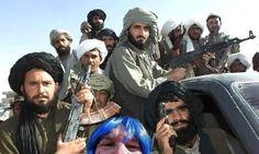 Taliban picnic selfie