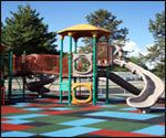 Safety Rubber Playground Surface