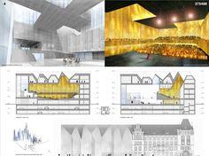 The Philharmonic Hall Szczecin by Estudio Barozzi Veiga