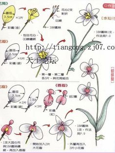 Nylon Flowers. Discussion on LiveInternet - Russian Service Online Diaries