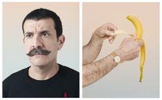 HEAD SHOTS OF HAND MODELS - OLI + ALEX #artcrush