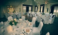 Wedding Open Evening 23rd April 6pm - 8pm Free to attend