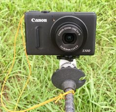 The StickPic Selfie Adapter makes it possible to attach a camera to your hiking poles tip, together making a selfie stick. You will make your friends jealous of all of your outdoor pursuits with wide angle wilderness photography!