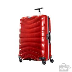 3fbeb76d5b343 Samsonite Firelite Spinner 75 28 Chili Red Luggage Sets