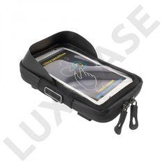 Sykkel bag for midtrammen med skyggevegg for smartelefoner - Svart - GRATIS FRAKT!