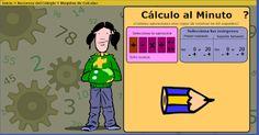 Cálculo mental ~ Orientación en Galicia