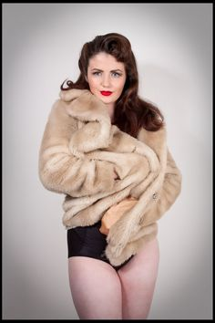 1940'S/50'S Photo Shoot, Make-up by me, hair my Michelle, photography by Alan Walker :)