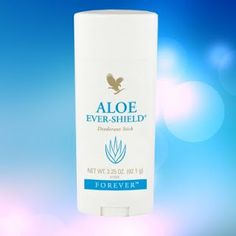 Gammel skolevej: Min hverdag med Aloe Erver-Shield  (Aloe vera deo)...