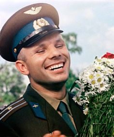 The My Hero Project - Yuri Gagarin