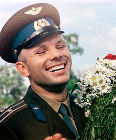 The My Hero Project - Yuri Gagarin