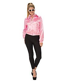 c45b88f06c0 Pink Ladies Jacket - Grease Pink Ladies Jacket