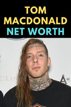 Tom MacDonald is a Canadian born rapper that first put a record out in 2014. Find out the net worth of Tom MacDonald.