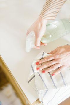 Natural Lemon Counter Cleaner