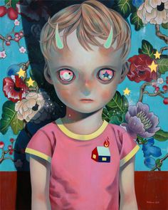 Recycling Humanity: Hikari Shimoda @ Corey Helford Gallery - beautiful.bizarre