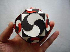 SamTaeguk cubooctahedron | Flickr - Photo Sharing!