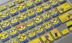 Minions Custom Keyboard Cover