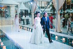 Magical Bali Wedding on a Floating Stage: Aldi and Juliana