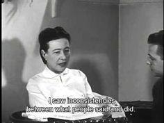 "Simone de Beauvoir Explains ""Why I'm a Feminist"" in a Rare TV Interview (1975)"