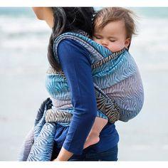 86970ecb58f Rive Milford Sound Woven Wrap. Marisa Harper · Baby wearing love