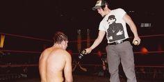 Jon Moxley and Sami Callihan Vince Mcmahon, I Am The One, Fun To Be One, Sami Callihan, Wwe, The Mister, Dean Ambrose, Conspiracy, Cincinnati