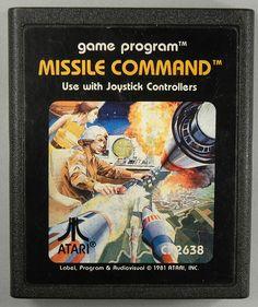 Atari 2600 - Atari - Missile Command | Flickr - Photo Sharing!