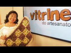 Mulher.com - 16/12/2015 - Toalha de mesa em formato de flor - Cristina Luriko PT1 - YouTube