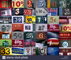numbers montage - Google Search