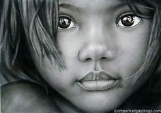 Indian girl...amazing pencil art
