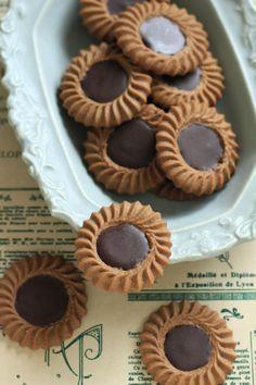 Cookie Gifts, Cookie Desserts, Cookie Recipes, No Bake Cookies, Cake Cookies, Japanese Pastries, Kawaii Cooking, Sugar Rush, Biscotti Cookies