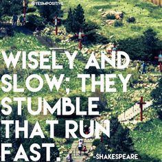 Shakespeare Inspirational quote about patience