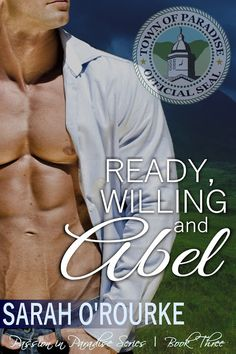 Smut Fanatics: Ready, Willing and Abel By Sarah O'Rourke Cover Reveal & Giveaway!!