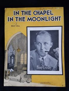 In The Chapel In The Moonlight Vintage Sheet Music | 21 Vintage Street