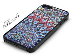 Amazon.com: Black Snap-on Cover Case for iPhone5 - Aztec Mosaic Logo Design iPhone 5. Height: 4.95 Inches X Width: 2.31 Inches X Thickness: 0.35 Inches.: Cell Phones & Accessories