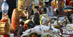 One of Vienna's most eclectic markets, the Naschmarkt opens Monday to Saturday. Admire the stalls' bounty, from buckets of tulips to pickles...