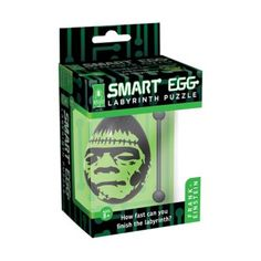 Smart Egg Labyrinth Puzzle is a brain teaser that will challenge minds with an endless number of variations. Each Smart Egg is a completely different labyrinth. Einstein, How To Memorize Things, Things To Come, Puzzle Games For Kids, Labyrinth, Toys Online, Brain Teasers, Memorable Gifts, Mobile App