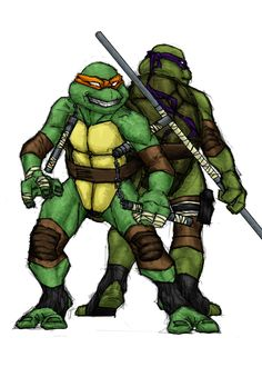 TMNT The Younger Siblings