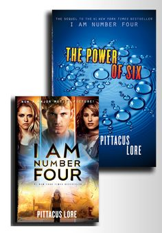 I am Number Four, and The Power of Six