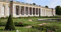 Versalles. Gran trianon
