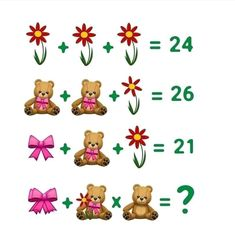 math picture riddles with answers & picture riddles with answers + picture riddles with answers brain teasers + math picture riddles with answers Math Quizzes, Teddy Pictures, Brain Teasers For Kids, Latest Jokes, Brain Teaser Puzzles, Math Challenge, Math Questions, Logic Puzzles, Picture Puzzles