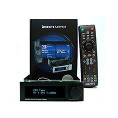 SoundGraph iMON VFD IR Receiver and Pad Remote Control -Black